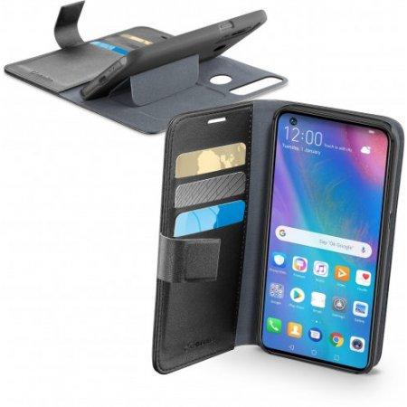 Cellular Line Custodia smartphone - Bookagendap30lk Nero