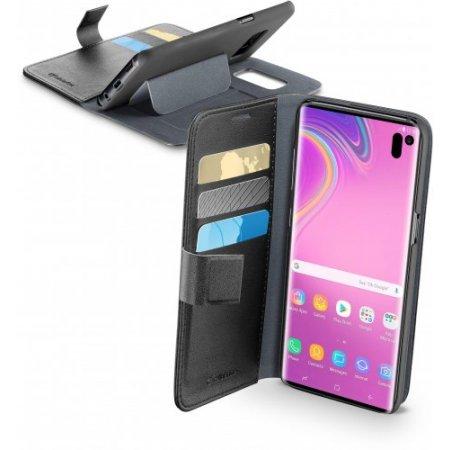 Cellular Line Custodia smartphone - Bookaggals10lk Nero