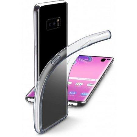 """Cellular Line Cover smartphone fino 5.8 """" - Finecgals10lt Trasparente"""
