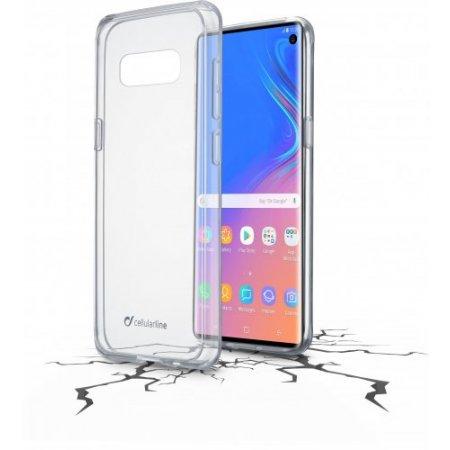 Cellular Line Cover smartphone - Clearduogals10t Trasparente