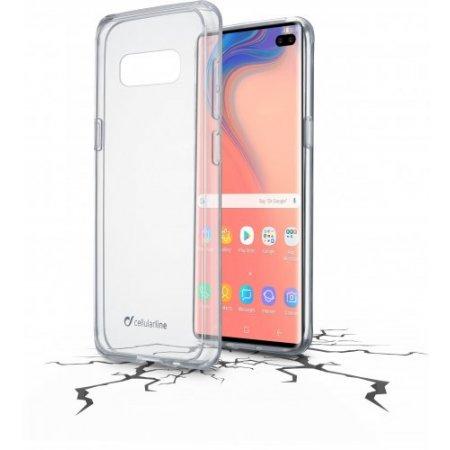Cellular Line Cover smartphone - Clearduogals10plt Trasparente
