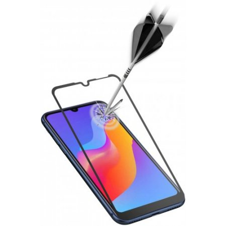 Cellular Line Pellicola protettiva smartphone - Tempgcaby619k Trasparente
