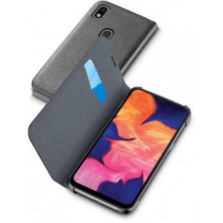 Cellular Line Custodia smartphone - Bookgala20ek Nero