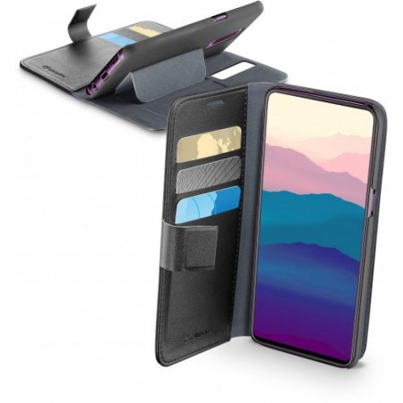 Cellular Line Custodia smartphone - Bookagendagala90k Nero