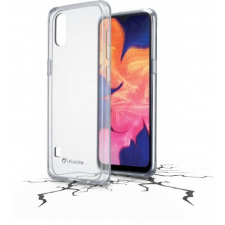 Cellular Line Cover smartphone - Clearduogala10t Trasparente
