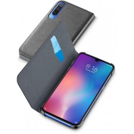Cellular Line Custodia smartphone - Bookxiaomi9k Nero