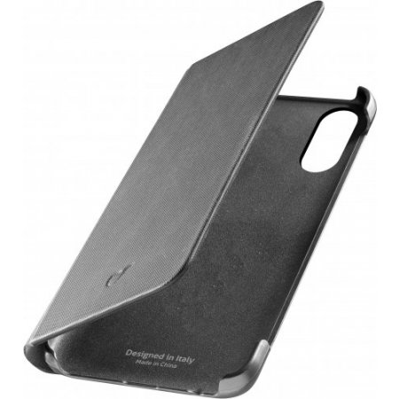 Cellular Line Custodia smartphone - Booky519k Nero