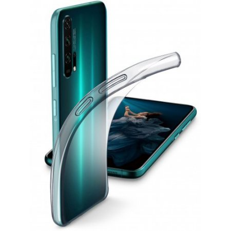 Cellular Line Cover smartphone - Finechonor20 Trasparente