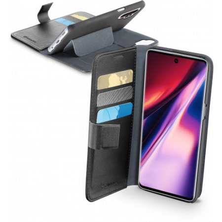 Cellular Line Custodia smartphone - Bookagnote10prok Nero