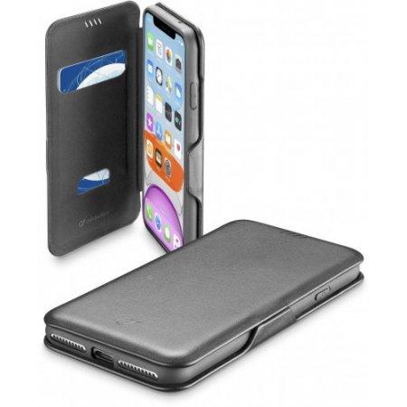 Cellular Line Custodia smartphone - Bookclu2iphxr2k Nero