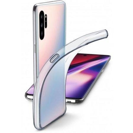 Cellular Line Cover smartphone - Finecnote10prot Trasparente