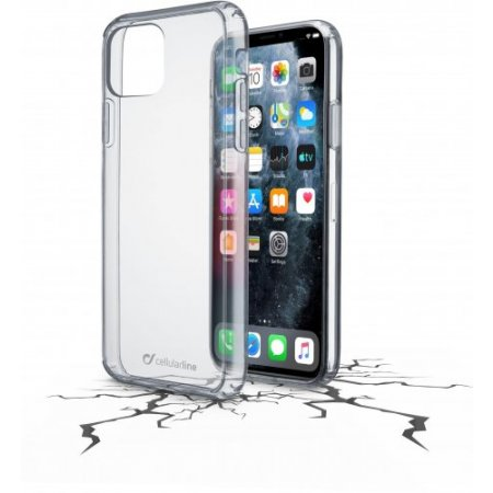 Cellular Line Cover smartphone - Clearduoiphxit Trasparente