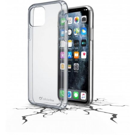 Cellular Line Cover smartphone - Clearduoiphximaxt Trasparente