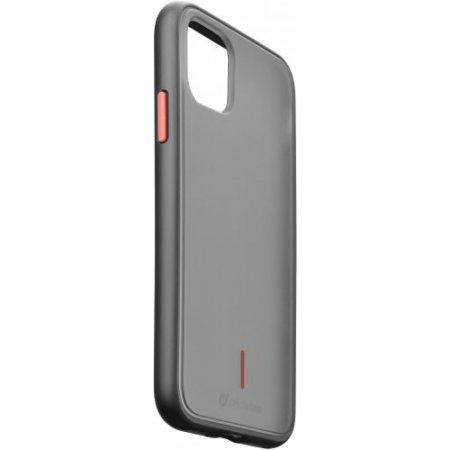 Cellular Line Cover smartphone - Smokyquariphimaxk Nero