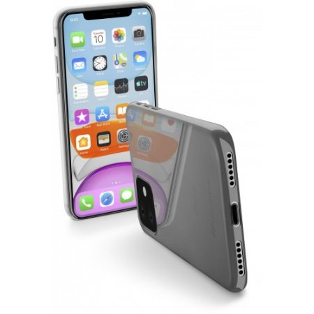 Cellular Line Cover smartphone - Zeroiphxr2t Trasparente