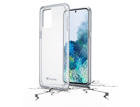 CUSTODIA RIGIDA CLEARDUO GALAXY A21S