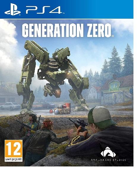Kochmedia 2 Generation Zero Generation Zero - 9120080073488