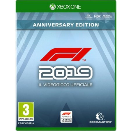 Deep Silver - Xbox One F1 2019 Anniversary Edition