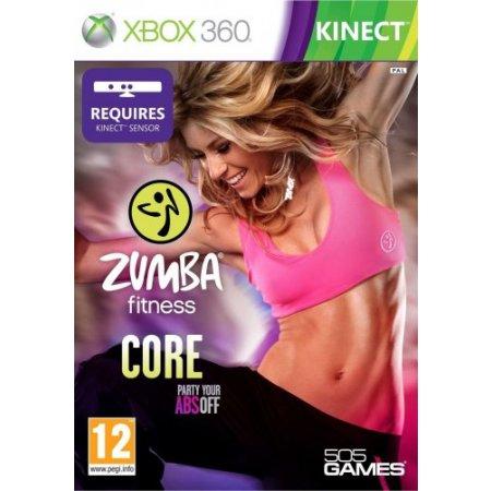 Halifax - Xbox 360 Zumba Fitness Coresx2z04