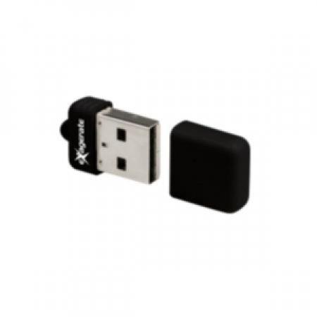 HAMLET Il più piccolo Hard Disk USB 2.0 - ZELIG ONE 8 GB NERO