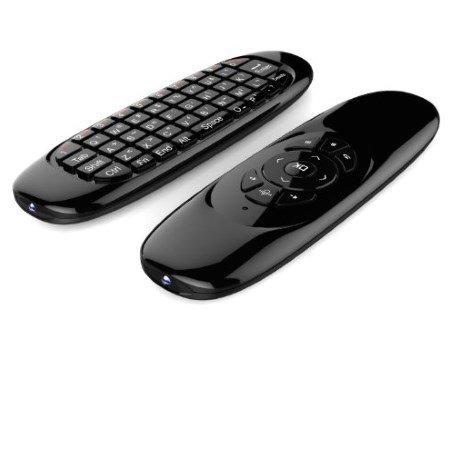 HAMLET - Mini Tastiera RF 2.4GHz 3in1 XRFKEYAIRM