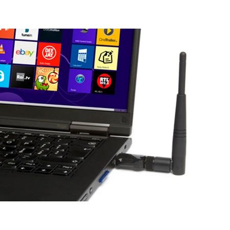 Hamlet Adattatore USB Wireless AC - HNW600ACU