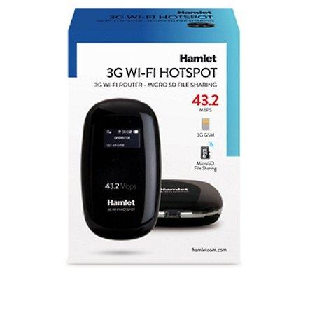 Hamlet - 3g Router Hhtspt3gm42
