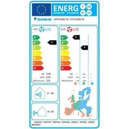 Daikin Unità interna pompa di calore - Atxc50b