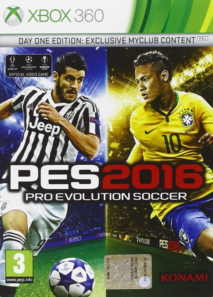 Halifax Single Player - Pes 2016 Xbox360