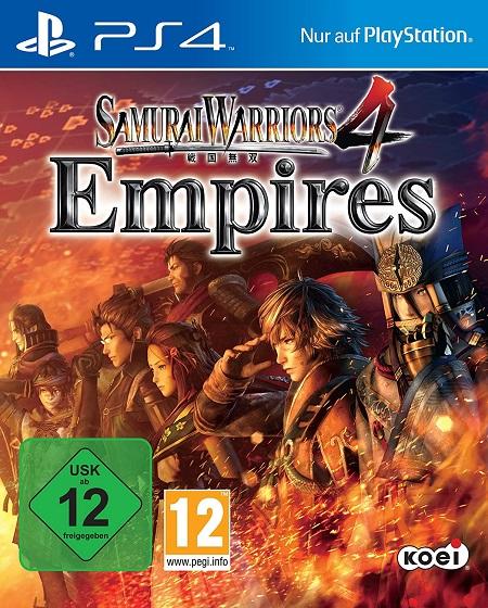 Db SAMURAI WARRIORS 4 Empires - line S.r.l. SAMURAI WARRIORS 4 Empires  - Sp4s10
