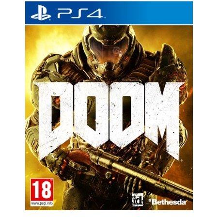 Koch Media - Doom PS4