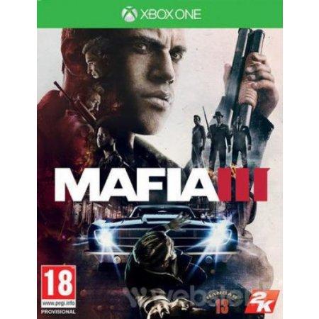 Take 2 Gioco adatto modello xbox one - Xbox One Mafia Iiiswx10213