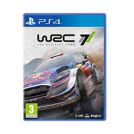 Db Gioco WRC 7 - line - WRC 7