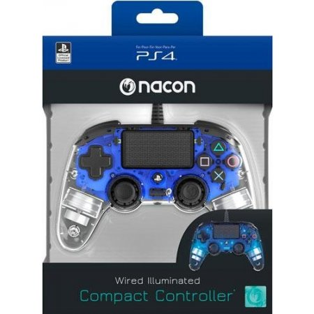 Bigben Controller gamepad - Ps4ofcpadclblue
