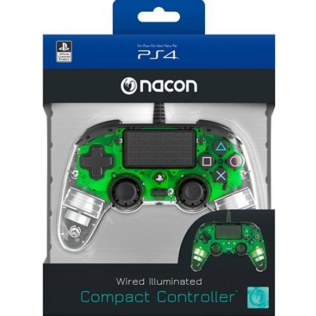 Bigben Controller gamepad - Ps4ofcpadclgreen