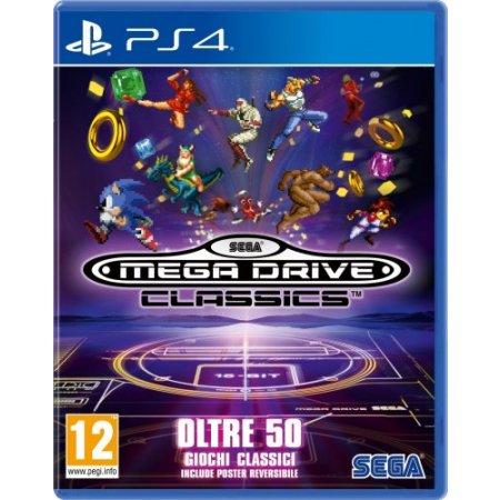 Deep Silver Gioco adatto modello ps 4 - Ps4 Sega Megadrive Classic