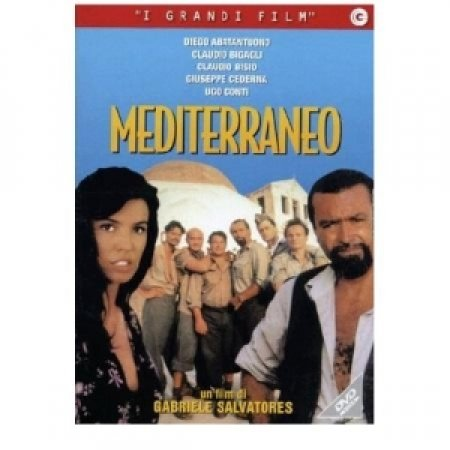 CECCHI GORI HOME VIDEO - MEDITERRANEO DVD