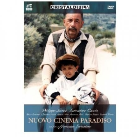 CECCHI GORI HOME VIDEO - NUOVO CINEMA PARADISO DVD