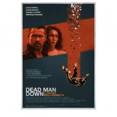 CECCHI GORI HOME VIDEO - DEAD MAN DOWN DVD