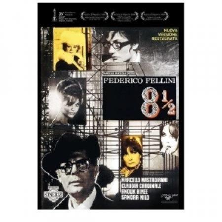 CECCHI GORI HOME VIDEO - OTTO E MEZZO DVD