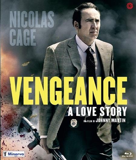 BRD VENGEANCE Vengeance. A Love Story (Blu-ray)