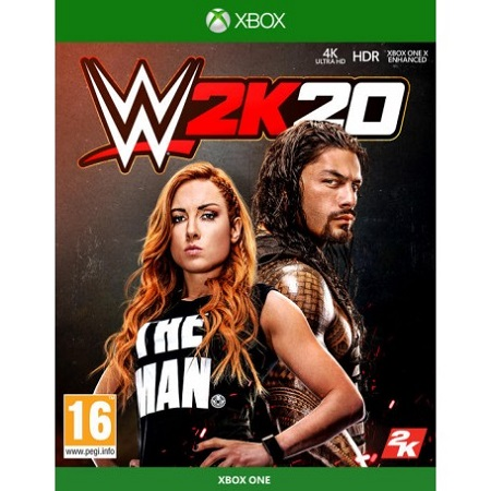 Cidiverte  WWE 2K20- Swx10597
