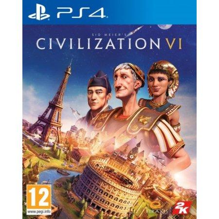 Cidiverte Gioco adatto modello ps 4 - Ps4 Civilization Vi Swp40968