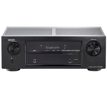 Denon Composto da Sintoamplificatore AVR-X520BT e sistema diffusori 5.1 SYS-2020 - SYS-52020BT