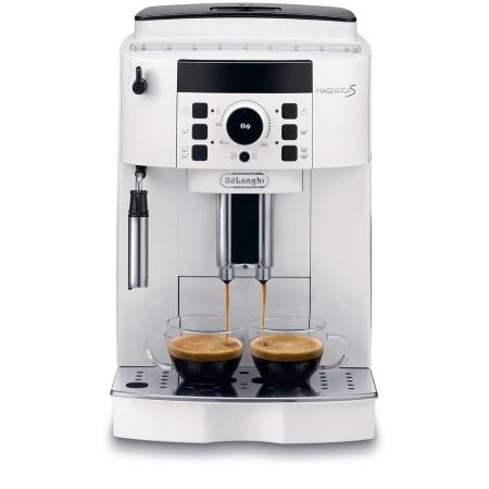Delonghi Macchina caffe' espresso - Magnifica S Ecam 21.110.w Bianco