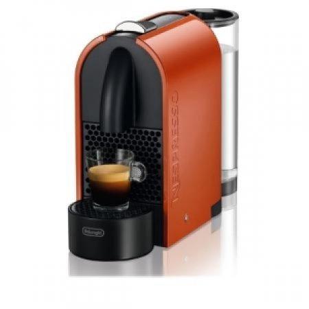 DE LONGHI Macchina da caffè a capsule - NESPRESSO U ORANGE EN110O