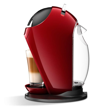 De Longhi Macchina da caffè e multibevanda - EDG250 JOVIA RED