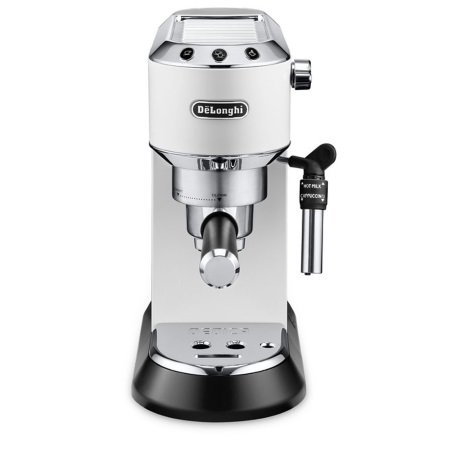 De Longhi Macchina da caffé manuale - Dedica Style Ec685.w