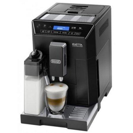 Delonghi Macchina caffe' espresso - Ecam 44.660.b Acciaio-nero