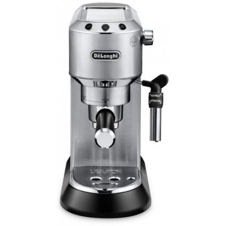 Delonghi Macchina caffe' espresso - Ec685.m + Kg79 Acciaio Inox